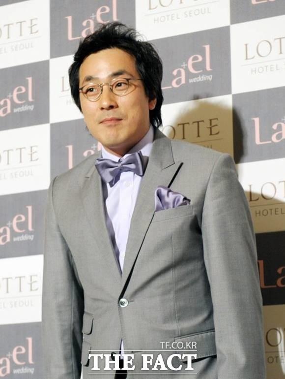 코미디언 김한석이 17일 라임자산운용 사태 재판에 피해자로 증인석에 앉았다. /더팩트 DB