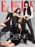 블랙핑크, 美 유명 패션지 커버 장식…