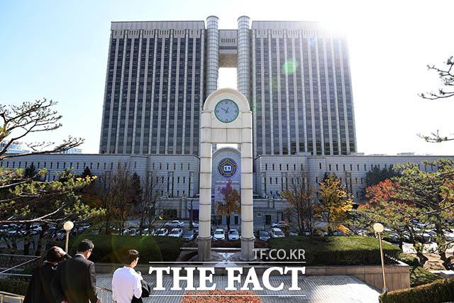 서울중앙지법은 국가보안법 위반(잠입·탈출) 혐의를 받는 탈북민 30대 남성 A씨에 대해 구속영장을 발부했다. /남용희 기자