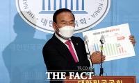 [TF사진관] '피감기관 수주 논란' 해명하는 박덕흠 의원