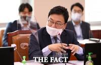 [TF포토] 문체위 전체회의 참석한 이상직 의원