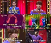 '히든싱어6' 김종국, 첫 언택트 녹화…7년 만에 리매치