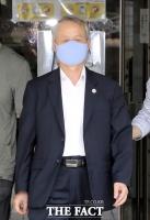 [TF포토] 영장심사 마친 김수열 대표