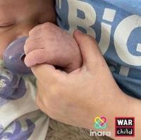아만다 사이프리드, 둘째 아들 공개와 함께 NGO 기부 독려
