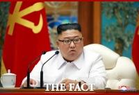 김정은, 정치국 회의 주재
