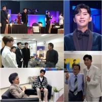 '뽕숭아학당' 임영웅, MC 데뷔부터 '트롯어워즈' 비하인드 공개