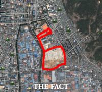 [TF현장]김해 안동1지구 도시개발사업 특혜 논란…인근 토지소유주 '뿔났다'
