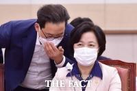 '휴가 의혹 제기' 당직사병, 추미애 장관 명예훼손 고소