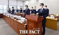 [TF사진관] 국정감사 출석한 박능후 장관과 정은경 질병관리청장