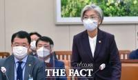 '외교부 패싱' 논란에 강경화