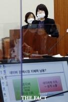[TF사진관] 국감 출석한 이윤숙 네이버쇼핑 사장