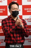 [TF포토] '오로나민C 스루 시상식' 참석한 송진우