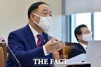 홍남기 부총리, G20 재무장관 회의서 선도발언 진행