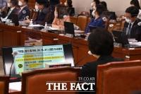 [TF사진관] '여야 공방'으로 멈춘 법무부 국정감사
