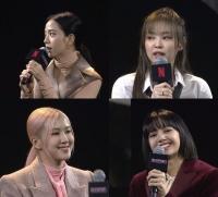 '세상을 밝혀라' 블랙핑크, 'K팝 아이콘' 아닌 평범한 소녀들(종합)