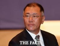 정의선 회장 승진…현대차그룹 모빌리티 사업 추진 가속도(종합)