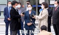 [TF포토] '벌금 90만원'…입장 밝히는 은수미 성남시장