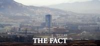 [TF사진관] 도라산전망대에서 본 남북공동연락사무소
