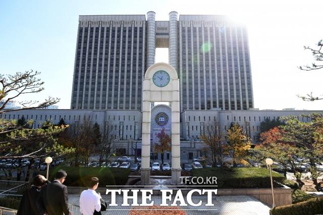 법조계에 따르면 20일 국회 법사위는 서울중앙지법 등 일선 법원에 대한 국정감사를 진행한다. /남용희 기자