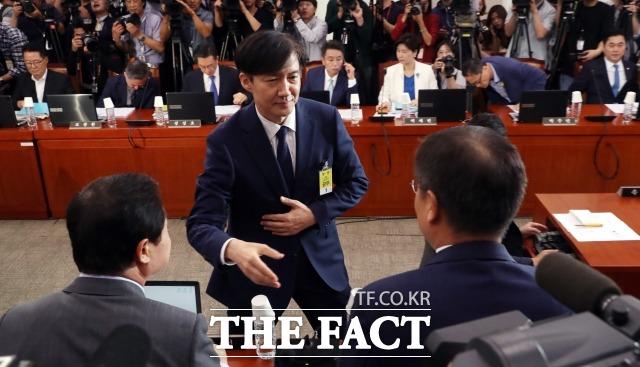 19일 국회 법제사법위원회 서울중앙지방법원 등 국정감사가 열리는 가운데, 지난해 조국 국감의 여진이 남아 있을 지 주목된다. /배정한 기자