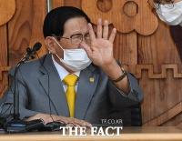 코로나 담당 보건복지부 고위 간부, 이만희 재판 불출석 과태료 500만원