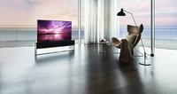 'TV 한 대 값이 1억 원'…돌돌 말리는 LG 롤러블 TV 출시