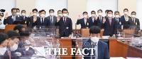 [TF사진관] 지자체 국감 한꺼번에...국회로 온 강원·충북·경북·제주지사
