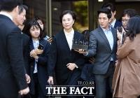 '직원 상습 폭언·폭행' 이명희