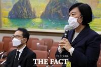 [TF사진관] 정무위 출석한 한성숙 네이버 대표이사