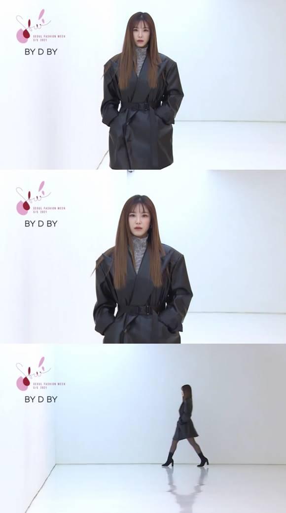 전효성은 지난달 작가로 데뷔 하는 등 열일 행보를 보이고 있다. /JHS엔터테인먼트 제공
