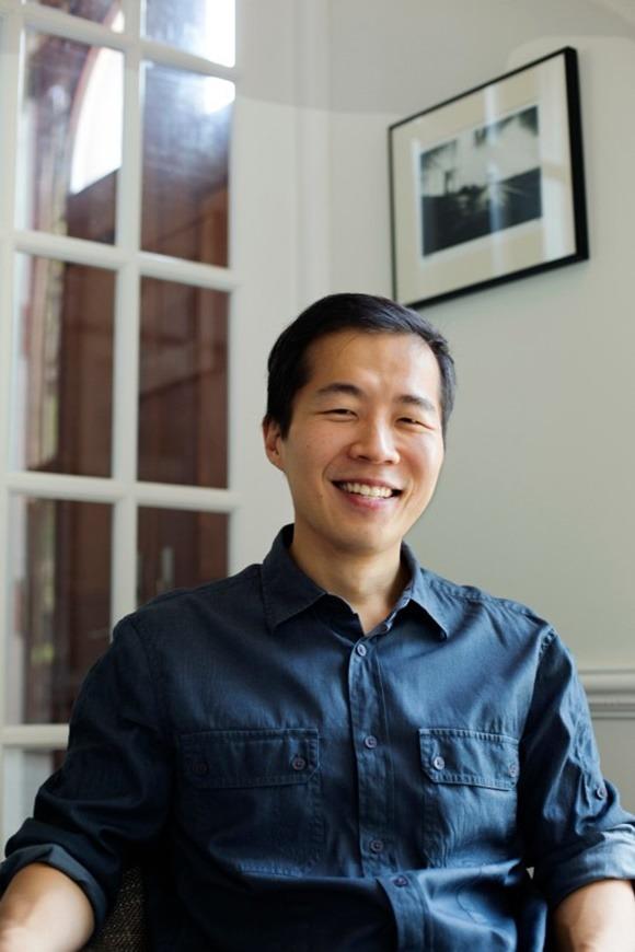 리 아이작 정 감독은 자전적인 이야기를 미나리에 담았다. /부산국제영화제 제공