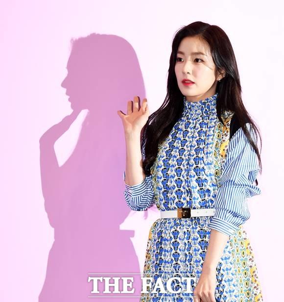 그룹 레드벨벳의 멤버 아이린이 인성 논란에 휩싸여 사과했다. /더팩트 DB