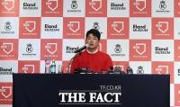 [TF사진관] '성공적인 메이저리그 데뷔'...김광현의 '금의환향'