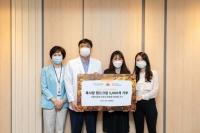 롯데免·록시땅, 의료진에게 핸드크림 3000개 기부