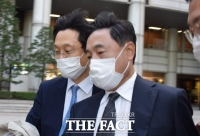 '형제의 난' 한국타이어 장남 조현식, 법정서