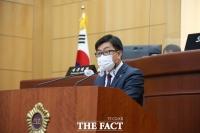 """강용구 도의원 """"화력·원자력 발전 지역자원시설세, 댐에도 적용해야"""""""