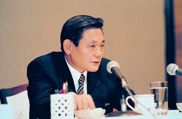 지난 1993년 6월 독일 프랑크푸르트에서 한국 경제 전체에 강한 울림을 남겼던 이건희 회장의 신경영 선언은 오늘날 글로벌 삼성을 만든 밑거름이 됐다고 평가받는다. /삼성 제공