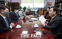 [TF초점] 주호영, 文대통령 향한 10가지 '새 질문'과 '불통 정치'
