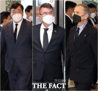 [TF사진관] 이건희 회장 빈소 발빠르게 조문한 '미국-중국-터키' 대사들