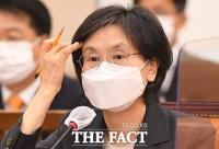 [TF사진관] 청문회 질의에 답변하는 노정희 중앙선관위원 후보자