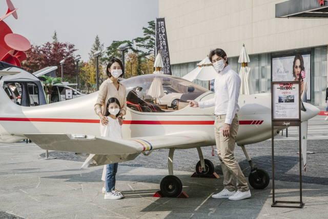 '2억짜리 '경비행기' 판다고?' 스타필드, 역대급 '쓱데이' 진..