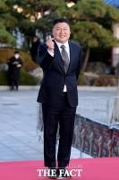 [TF포토] 강호동, '귀여운 미니 하트'