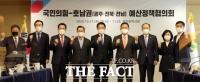 김영록 전남지사, '국민의힘' 방문…도정현안 협조 요청