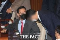 [TF사진관] 국민의힘, 주호영 '몸수색' 요청한 청와대 경호처에 반발