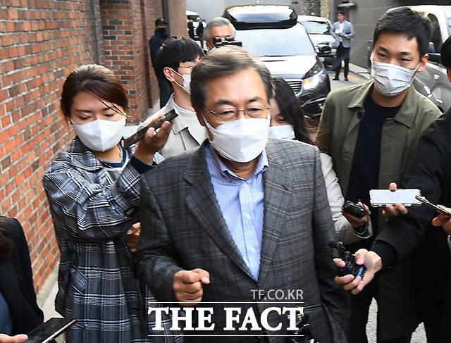 맹형규 전 행정안전부 장관.