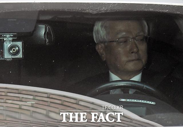정동기 전 민정수석.
