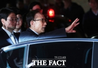 [TF사진관] 이명박, '징역 17년' 재수감 앞두고 '구속부터 선고까지'