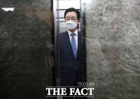 [TF사진관] 정정순, 국민의힘 불참에도 '체포동의안 가결'