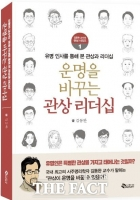 [TF신간] 유명인 관상은 따로 있다? '운명을 바꾸는 관상 리더십'