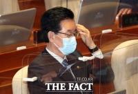 민주당 정정순 체포동의안 국회 가결…'21대 국회 최초'